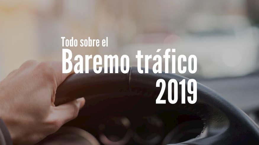 Baremo tráfico 2019