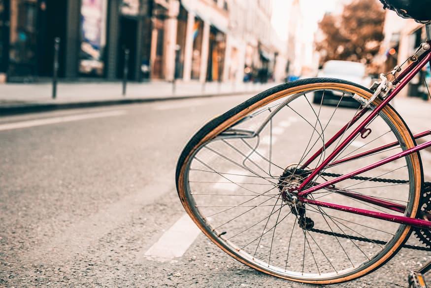 Reclamar daños bici